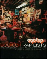 EGO TRIP - Ego Trip's Book of Rap Lists