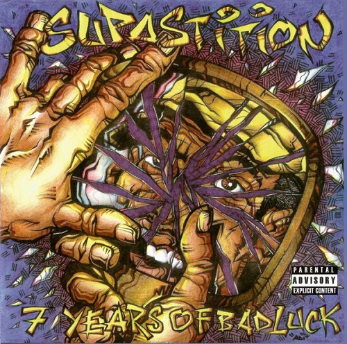 SUPASTITION - 7 Years of Bad Luck